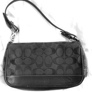 Authentic Coach bag- brown. Excellent condition!